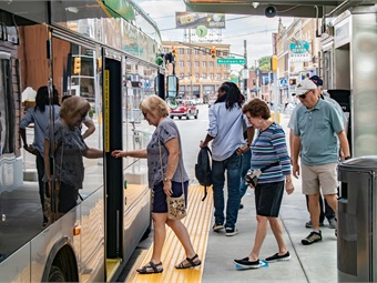 In addition to increasing frequencies, IndyGo is also taking steps to increase accessibility and plan multimodal trips that could include buses, bikes, and scooters.