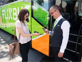 Flixbus has a distinctive business model: the company partners with established bus companies instead of owning and operating buses, allowing it to focus on service planning, business development, and customer care.