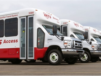 """San Diego MTS did an """"exhaustive"""" cost analysis of propane versus gasoline to project cost savings going forward."""