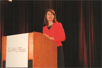 NTSB Chairman Deborah A. Hersman lauded the industry for its safety, but added that there is still room for improvement.