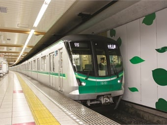 Another challenge Tokyo Metro is facing, is how to handle the increase of tourists visiting Tokyo in 2020 when the Japanese capital will host the Summer Olympic Games.