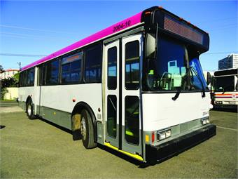 CCW invested in the construction of a new, state-of-the-art facility in Puerto Rico to refurbish AMA's buses.