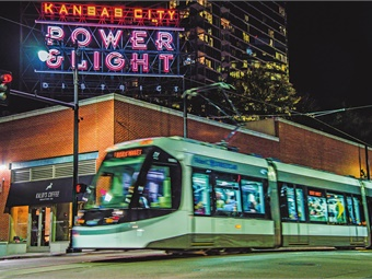 The two-year-old system has served as a catalyst for the rebirth of downtown Kansas City, Missouri, setting 50-year records in residential, retail, and commercial investment.