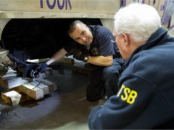 All photos courtesy NTSB