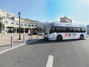 With TARC's recently created LouLift service — its downtown and tourist destination circulators — the agency has enhanced connectivity for over 24 million annual visitors.