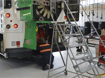 METRO sent out its survey to hundreds of maintenance shops, spanning a wide demographic consisting of large metropolitan to small and rural transit agencies, as well as university-focused systems.