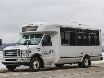 Charlevoix County Transit projects saving $50,000 annually once it converts 90% of its demand-response fleet to propane autogas.ROUSH CleanTech