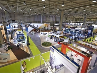 Nearly 300 companies will present their latest innovations for the transport market.