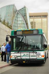 AC Transit began replacing its aging fleet with 40-foot Gillig buses in March 2013.