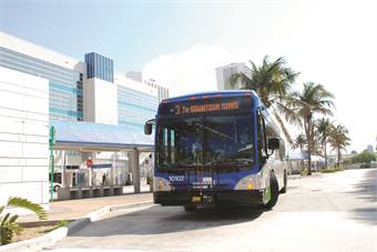 Photos Courtesy: Miami-Dade Transit