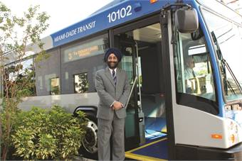 arpal S. Kapoor, who took on the role of director of Miami-Dade Transit in 2007, was instrumental in the transit system's decision to move toward diesel-electric hybrid buses.