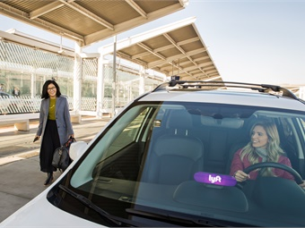 TNCs, such as Lyft, have lowered the trip costs for first-, last-mile transportation.Lyft