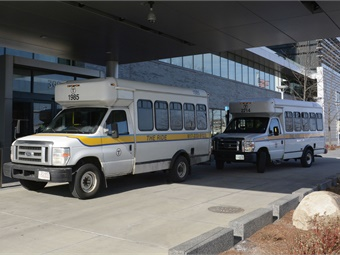 MBTA was one of the first agencies to begin using TNCs for paratransit trips.MBTA
