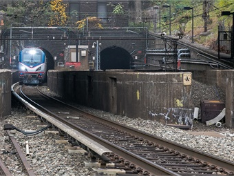For the first time, funding for passenger rail ($10.4 billion) was included in the recently passed surface transportation bill, including $2.6 billion for Amtrak's Northeast Corridor.