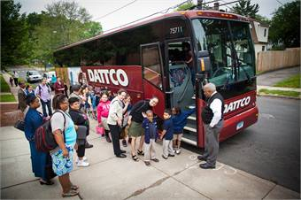 By diversifying its fleet, DATTCO has ensured it will have the right vehicle to service its customers' needs.