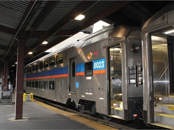 MARC service runs on the Penn, Camden and Brunswick lines, with an average of 36,000 daily trips. Alex Mayes