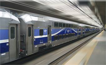 Bombardier's team of operation and maintenance experts worked with Agence Métropolitaine de Transport, Montréal to apply key innovations to enhance fleet reliability and availability.