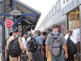 Keolis North America tailors its services to meet the varying needs of each rail system it operates across the U.S., from small to large.