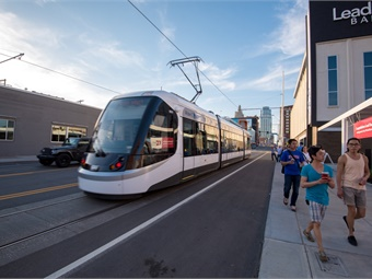 RideKC is looking for information on project delivery options including operations, maintenance, and finance methods that are related to a combined (two-part) extension, inclusive of both Riverfront and Main Street, or information that is specific to an individual extension.