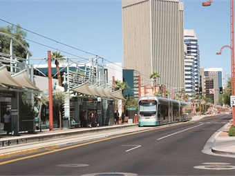 In just 12 short years, Valley Metro has implemented 26 miles of light rail, which has generated more than $9 billion of public and private investment along the corridor.
