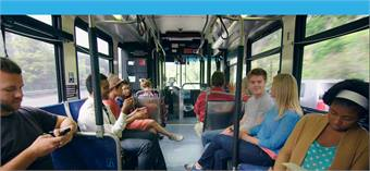 "California's OCTA was looking to share information about its many transportation options by telling stories. It created the ""OCTA Adventure Series,"" seven short online videos that take viewers on a journey aboard vanpools, carpools, trains, buses and bikes."