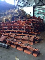 """Do-tank"" People for Urban Progress is facilitating the refurbishment of the old Bush Stadium seats."