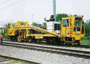 Track Maintenance Equipment Gets the Job Done Faster, Safer