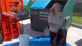 McDonald Transit completed a sustainability management pilot project at its operation in Daytona Beach, Fla. It reviewed its recycling and maintenance practices and water use.