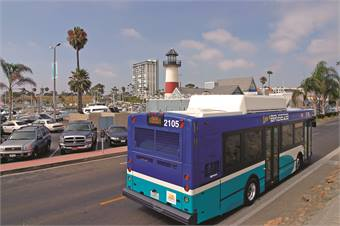 First Transit was able to save San Diego-based North County Transit District $4.9 million on its fixed-route service.