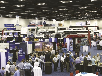 Many other suppliers and technology providers will be on hand to showcase all the latest solutions on the market, with more than 20 new companies taking part in BusCon, including Cradlepoint, EMP, and Vehicle Inspection Systems.