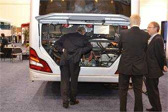 BusCon will again offer the largest quantity and widest variety of vehicle and products on show floor, giving attendees the chance to see more than 60 buses of all sizes and types, including alternative-fueled vehicles, up-close and personal.
