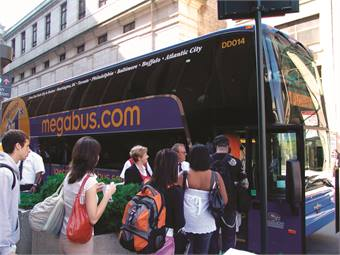 Several studies have found that intercity bus travel has grown significantly since 2007, after being in decline for more than 35 years, with express services proving to be a huge catalyst.