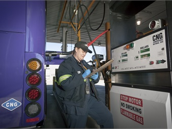 After an apprentice completes the 6,000-hour/36-month training schedule in a variety of journey-level mechanic disciplines, GRTC aims to retain and hire apprentices as full-time employees.