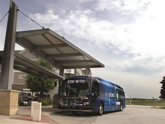 To properly test its Proterra battery-electric buses, MetroLINK decided to put the vehicles on a dedicated route so it could gather solid analytics.