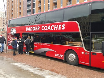 To help retain its drivers, Badger has implemented an aggressive retention bonus. It has also found success finding drivers from the baby boomer and millennial generations.