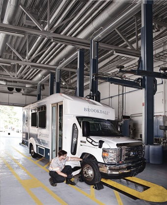 REV's partnership with Ryder will supplement the company's existing network of dealer service centers and its growing list of REV Technical Centers.