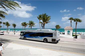 Florida's Broward County Transit reached agreements with 20 of the 30 cities in the county, which has resulted in streamlining routes.