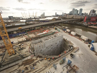Photo: Crossrail Ltd.