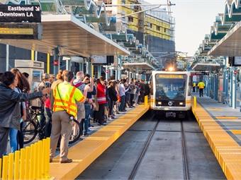 All photos courtesy Steve Hymon/LA Metro