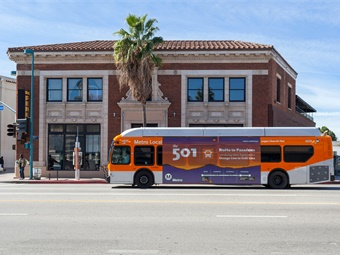 If passed in November, Phil Washington's $120 billion transportation plan will see 18 megaprojects started or completed in the first 15 years and will include funding to keep LA Metro's bus system state-of-the-art.