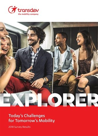 Transdev is sharing the findings of the survey to help the entire industry understand how the goals and vision of transit agencies are evolving across the country. Transdev