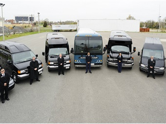 James River Transportation has diversified into a full-service ground transportation company.