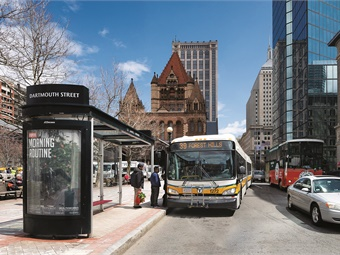 Agencies continue to revamp services to better serve ridership.