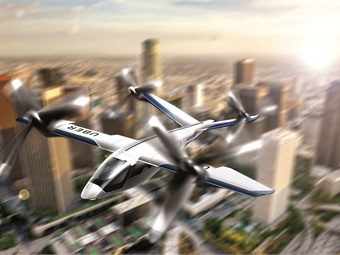 Uber anticipates that eVTOL flights could achieve costs on par with Uber Black services before dropping to Uber X pricing levels.Karem/Uber Elevate