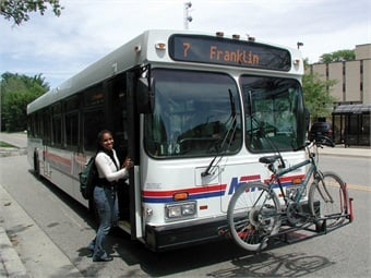 Flint, Mich.'s urban transit operation estimates that it spends between $35,000 and $40,000 monthly just to keep its aging bus fleet operational.