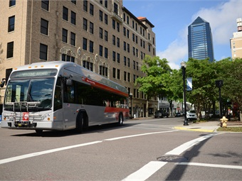 One of the first projects in the JTA's Blueprint 2020 was its Route Optimization Initiative, which resulted in improved routes and both increased frequencies and service hours.