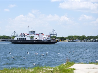 The JTA recently took ownership of the St. Johns River Ferry as part of an agreement with the City of Jacksonville.