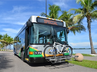 Sarasota, Fla.'s County Board of Commissioners to investigate more innovative options for the community's transit service — SCAT. SCAT