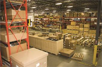 New Flyer operates three parts distribution centers in North America and will soon add a fourth in the greater Toronto area to provide additional support to its many customers in Eastern Canada.