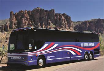 Like most organizations, motorcoach companies are personnel driven. It's very important that a plan be in place for any and all scenarios, which allows key people to perform their duties.